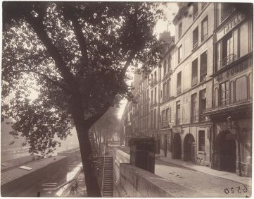 """Eugène Atget, Quai d'Anjou, 6h du matin, 1924"" by Eugène Atget - Metropolitan Museum of Art, online database: entry 190039851. Licensed under Public domain via Wikimedia Commons - http://commons.wikimedia.org/wiki/File:Eug%C3%A8ne_Atget,_Quai_d%27Anjou,_6h_du_matin,_1924.jpg#mediaviewer/File:Eug%C3%A8ne_Atget,_Quai_d%27Anjou,_6h_du_matin,_1924.jpg"