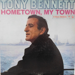 Tony Bennett with Ralph Burns Orchestra, Columbia CL 1301
