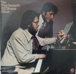 The Tony Bennett - Bill Evans Album, Fantasy F-9489